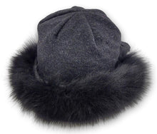 Load image into Gallery viewer, WDS. 218 Hat - Textile - Accesories - Grey (Hue) | STAMPE PELS