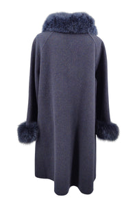 WHL6996 - Wool - Women - Navy | STAMPE PELS