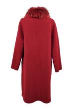 Load image into Gallery viewer, LEV17L502 - Wool - Women - Red | STAMPE PELS