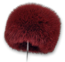 Load image into Gallery viewer, MFN 086 Hat - Fox - Accesories - Wine (Hue) | STAMPE PELS