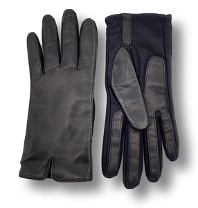 RH Gloves 200311 - Leather / Skindhandske - Accesories - Black | STAMPE PELS