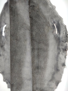 Seal Blueback Grey - Dressed Fur Skin - Fur | STAMPE PELS