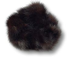 Load image into Gallery viewer, Hair Tie - Mink - Accesories - Mahogany | STAMPE PELS