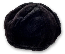 Load image into Gallery viewer, Mink Hat - Mink Sheared - Accesories - Black (Hue) | STAMPE PELS