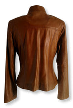 Load image into Gallery viewer, Megan - Comfort - Lamb Glove Leather - Women - Tan | STAMPE PELS