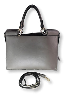Moretti 14455 - Leather - Accesories - Grey | STAMPE PELS