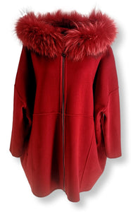 LE-style-03 - Wool - Women - Red | STAMPE PELS