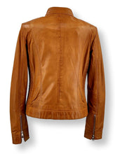 Load image into Gallery viewer, Mila - Lamb Malli Leather - Women - Cognac