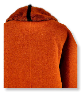 WHL9707 - Wool - Women - Orange