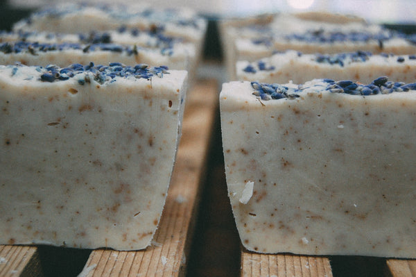 Taproot at Home :: Making Cold Process Soap