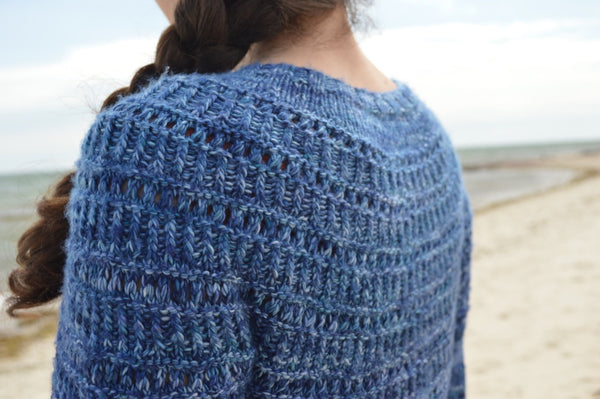 Issue 39 Errata :: Wash-Ashore Pullover