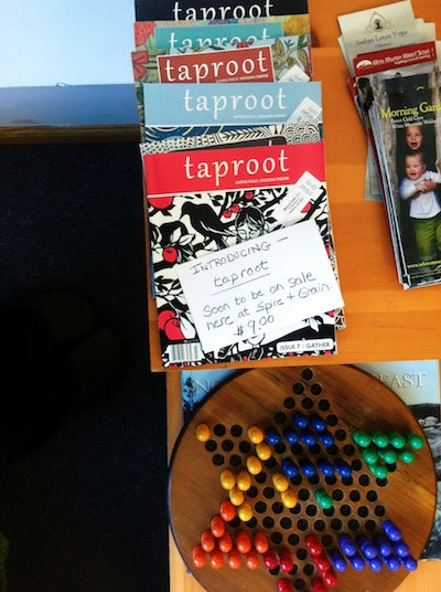 taproot lending library
