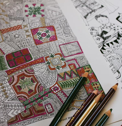 Free Quilt Pattern Coloring Pages, Download Free Clip Art, Free ... | 480x466