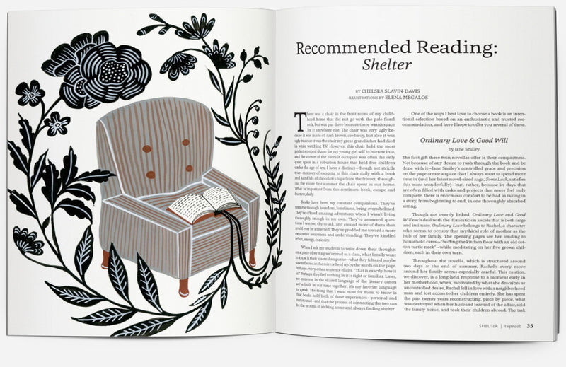 ISSUE 16::SHELTER