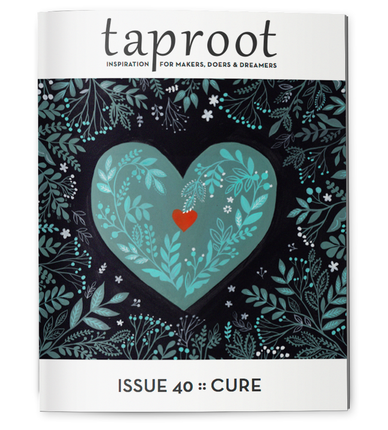 Issue 40::CURE