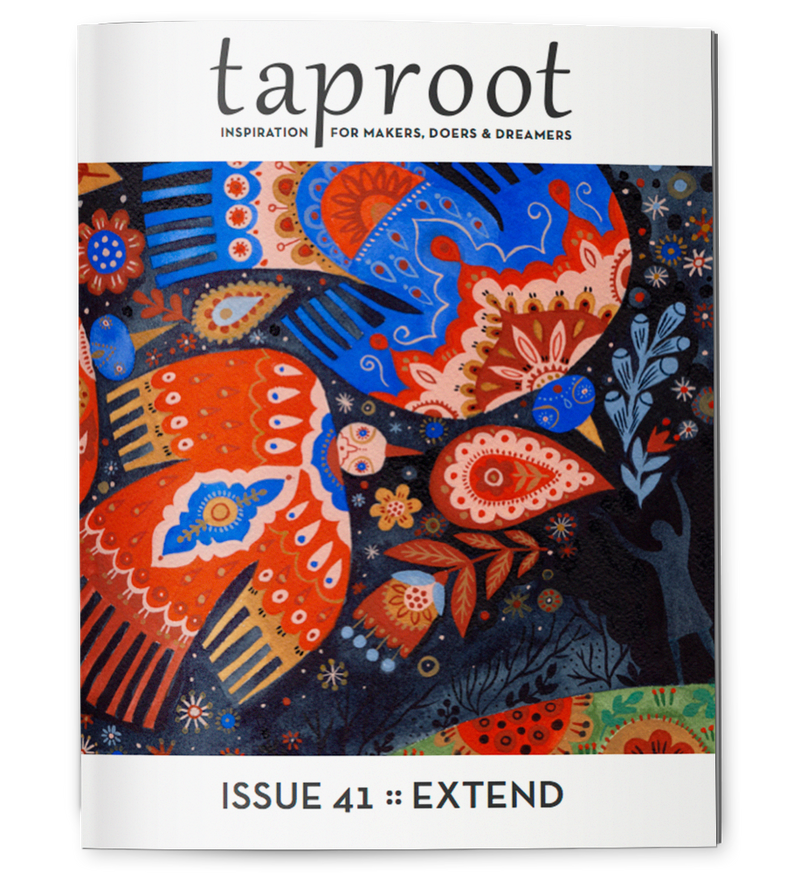 Issue 41::EXTEND