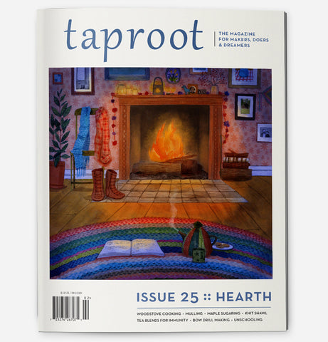 ISSUE 25::HEARTH