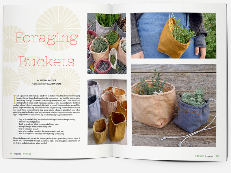 Issue 38::FORAGE