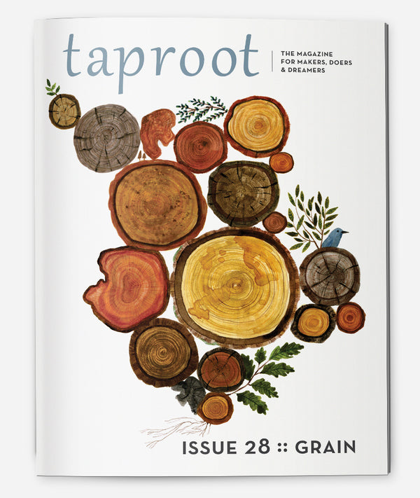 ISSUE 28::GRAIN