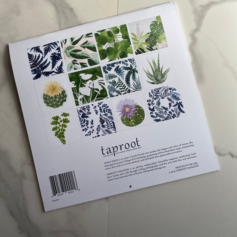 2020 Taproot Calendar - Set of 3