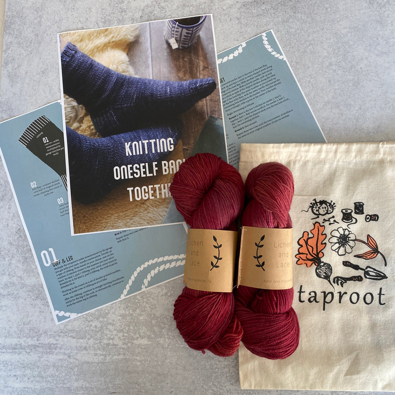 CALM Simple Socks Kit