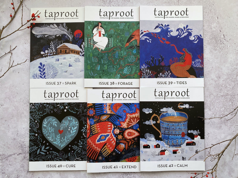 Taproot Magazine Year 9 Collection
