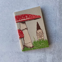 Gnome Mushroom Journal (more on the way)