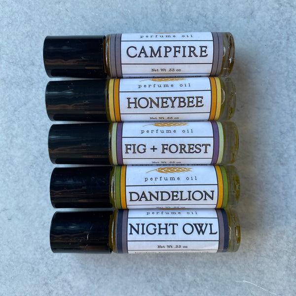 Perfume Oil ~ Summer Scents
