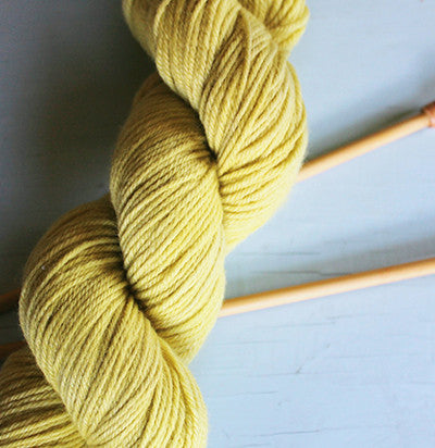 Marigold Worsted Weight Yarn