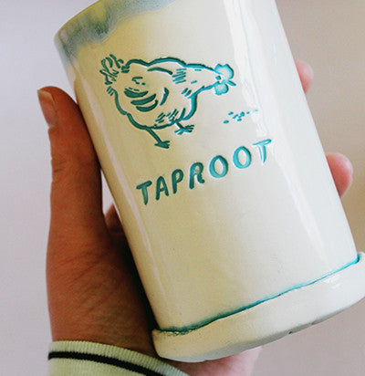 Ceramic Taproot Mug