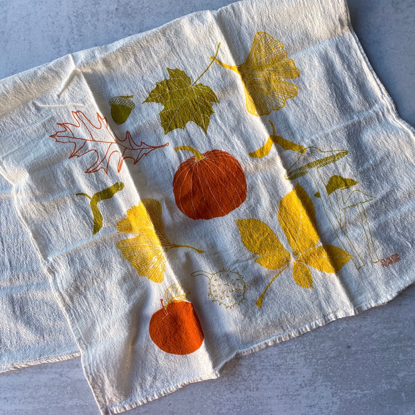 Tea Towel - Harvest