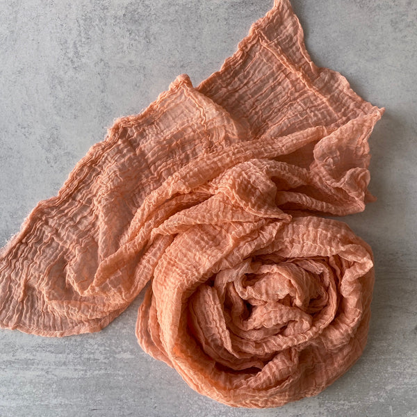 Scarf ~ Grapefruit