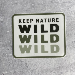 Sticker - Wild Repeat