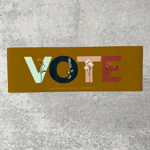 Sticker- VOTE