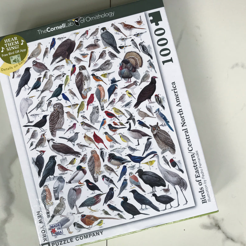 Puzzle: Birds of Eastern North America