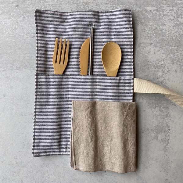 Zero Waste Utensil Wraps