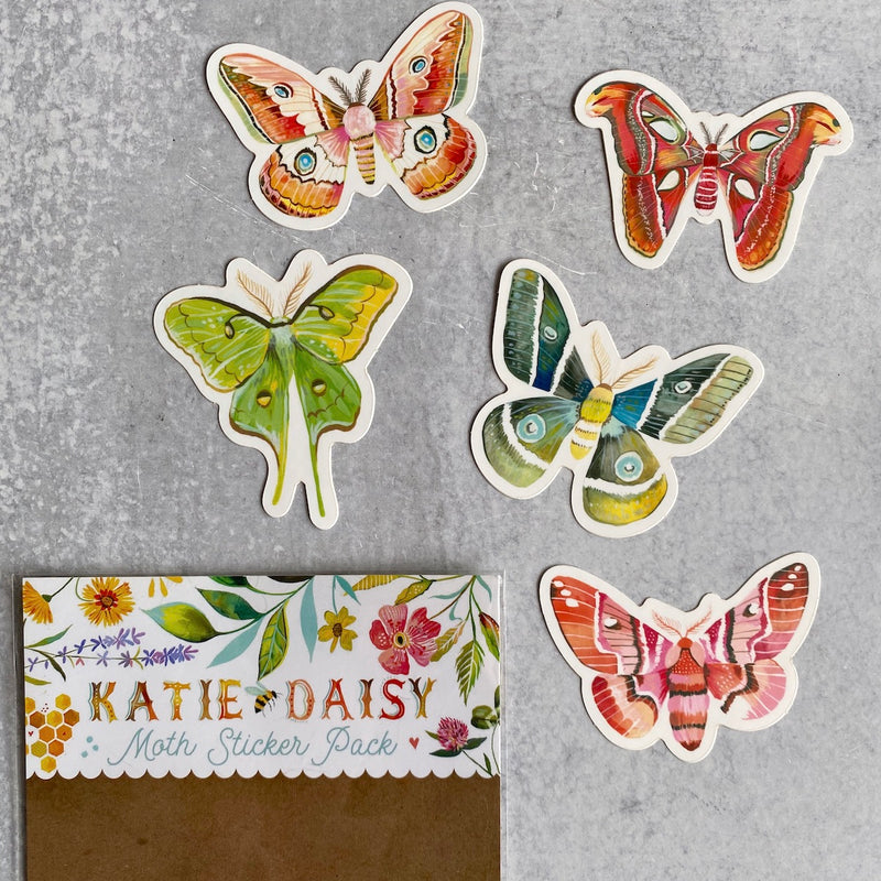 Sticker - Moth Pack