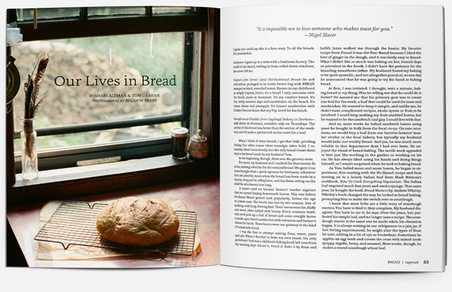 ISSUE 12::BREAD
