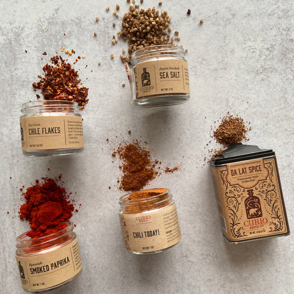 Spice Set - Smoke & Grill