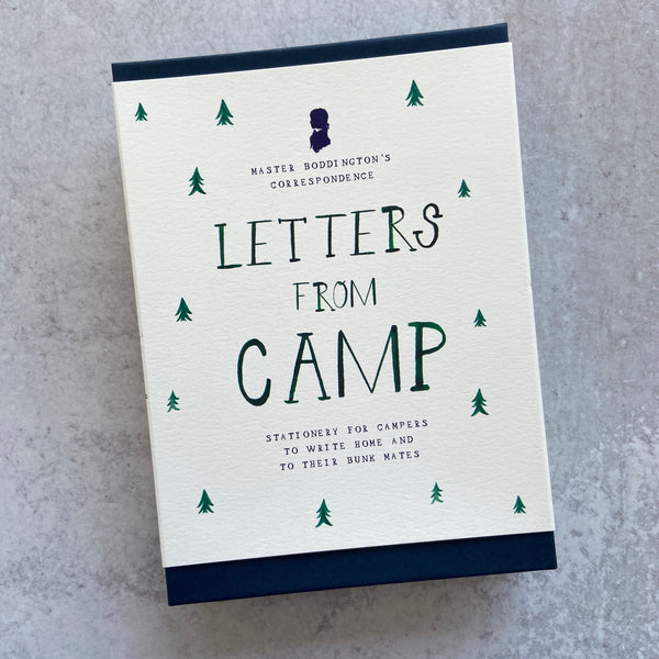 Letters From Camp Kit