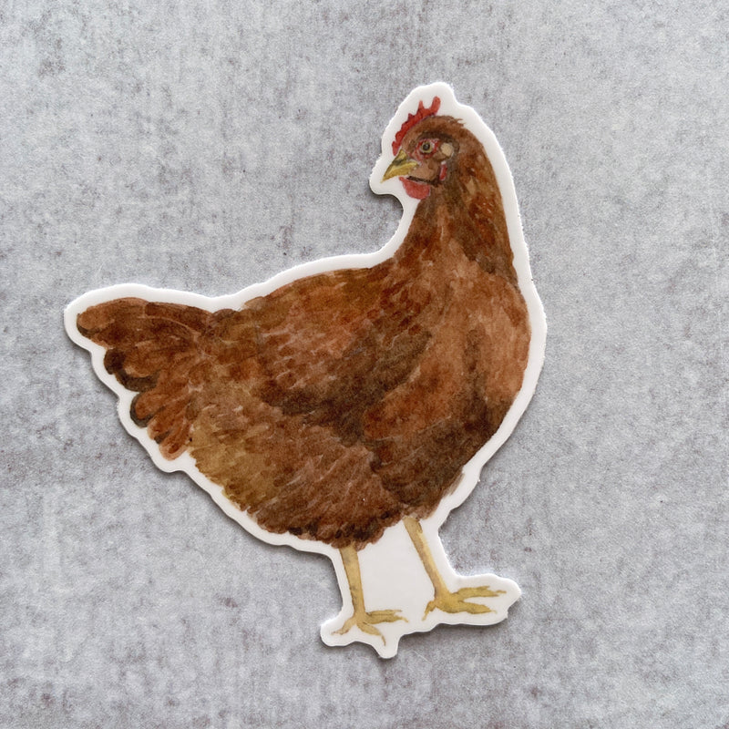 Sticker - Chicken