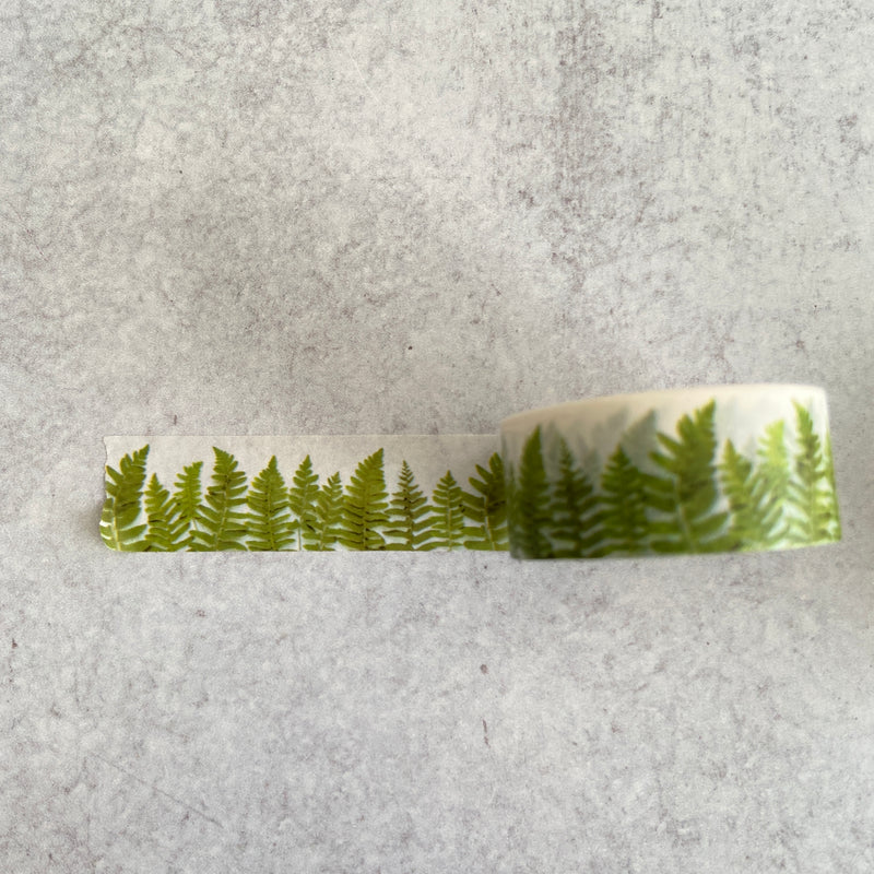 Botanical Washi Tape