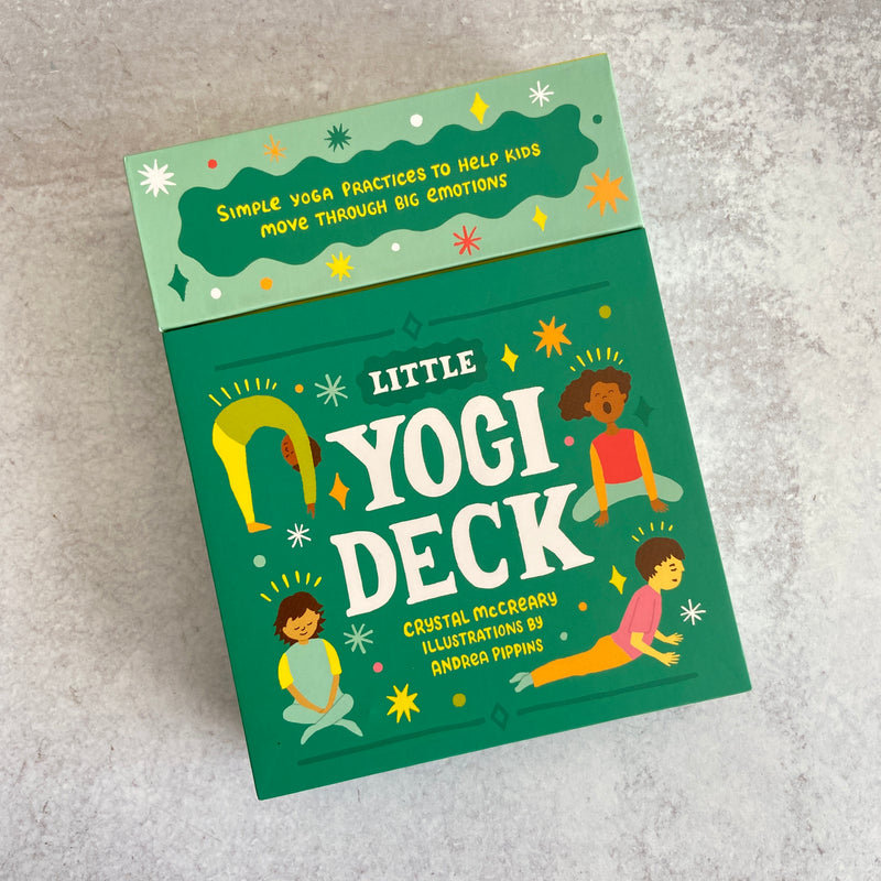 Little Yogi Deck