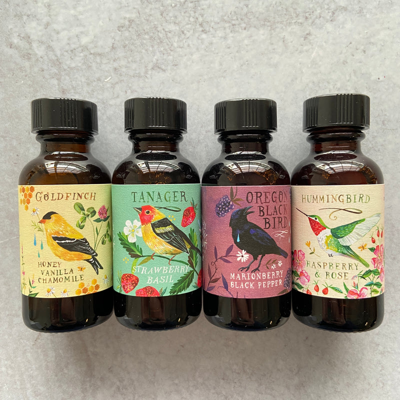Sweetbird Collection: Simple Syrup Sampler