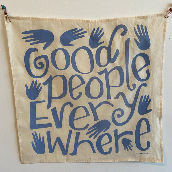 Good People Wall Hanging