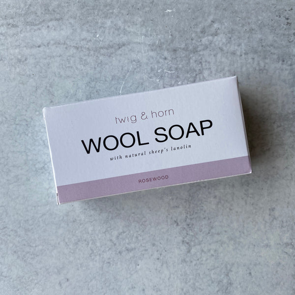 Bar Wool Soap