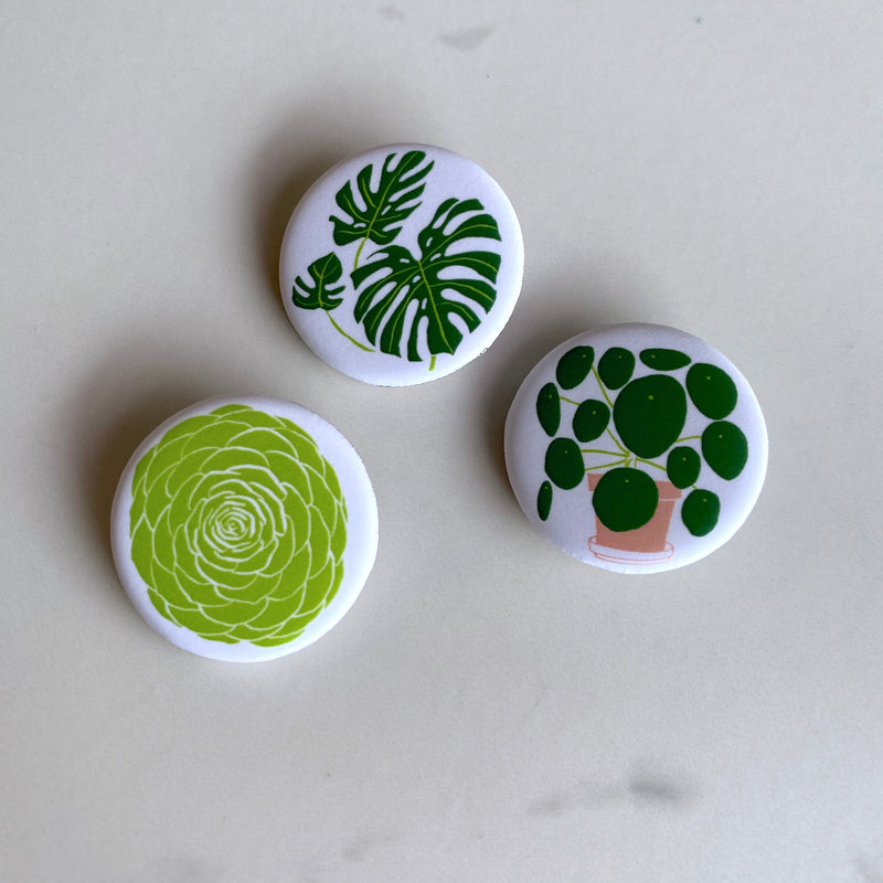 Bloom Buttons