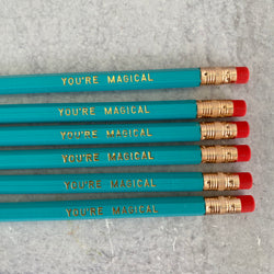 You're Magical Pencil Set (more on the way)