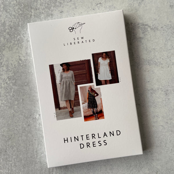 Pattern: Hinterland Dress