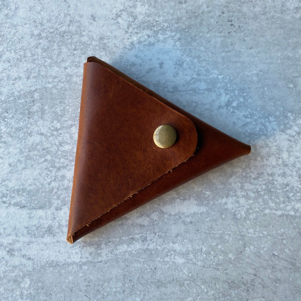 Montana Triangle Coin Pouch